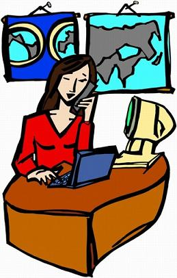 how to be an online travel agent